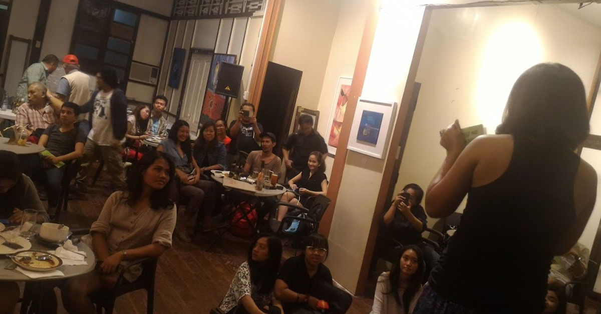 Tatak Bisaya: That Cebu Poetry Night Called Basabalak