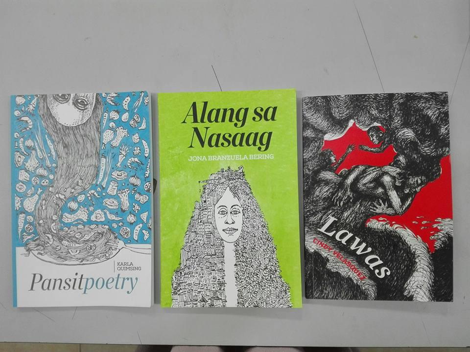 Mga bag-ong libro sa BATHALAD Sugbo! Mapalit pa! (hulagway ni Jona Bering)