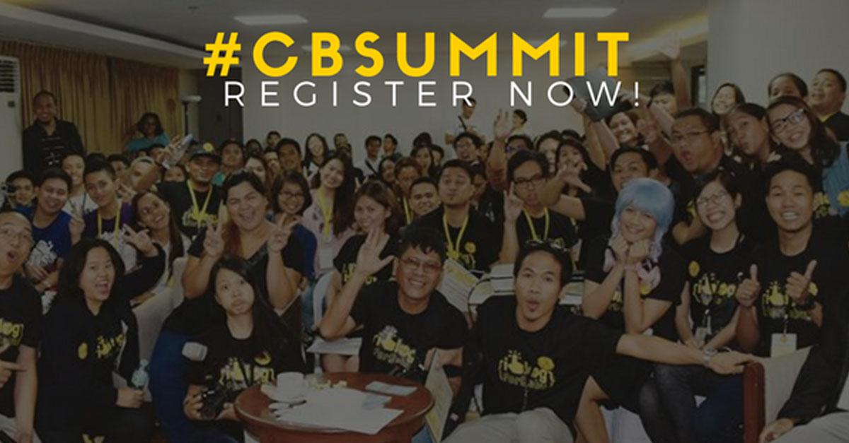 Bisaya Blogger Tip: Adto sa Cebu Blogging Summit 3.0