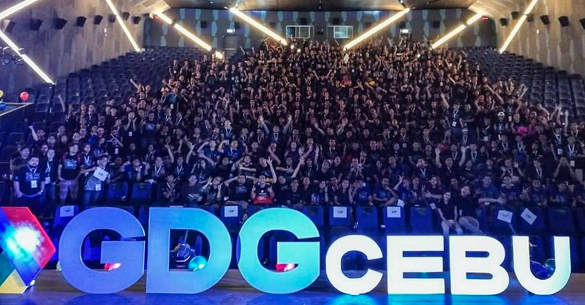 GDG Devfest Cebu 2016: Biggest Devfest sa Pilipinas