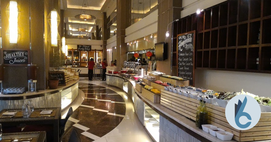 Special Buffet Discount sa Garden Cafe, Cebu Marriott