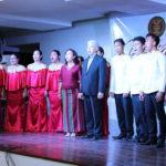 UP Singing Ambassadors ug UP Serenata mag-Concert sa Sugbo