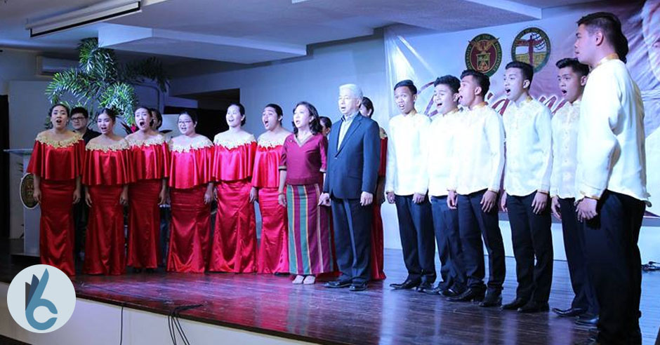 UP Singing Ambassadors ug UP Serenata mag-Concert sa Sugbo