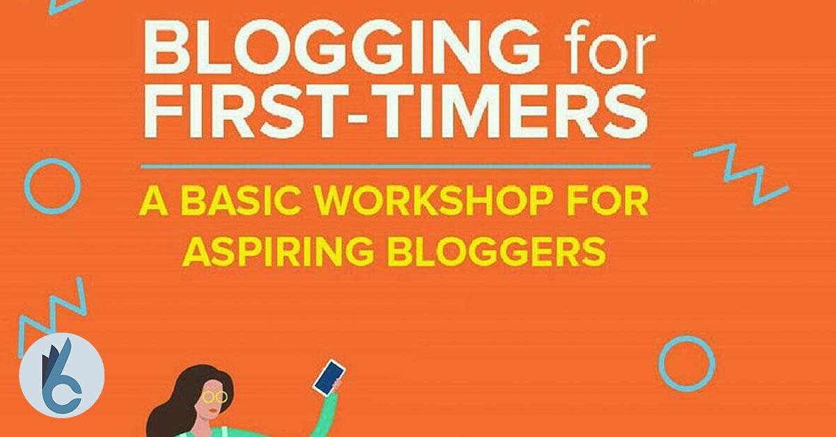 Adto Tas Blogging Workshop Alang Natong Mga Bisaya!