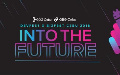 Google DevFest x BizFest Cebu 2018 Karong Oktubre 27