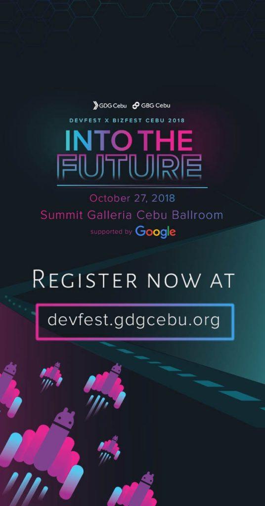 DevFest x BizFest Cebu 2018