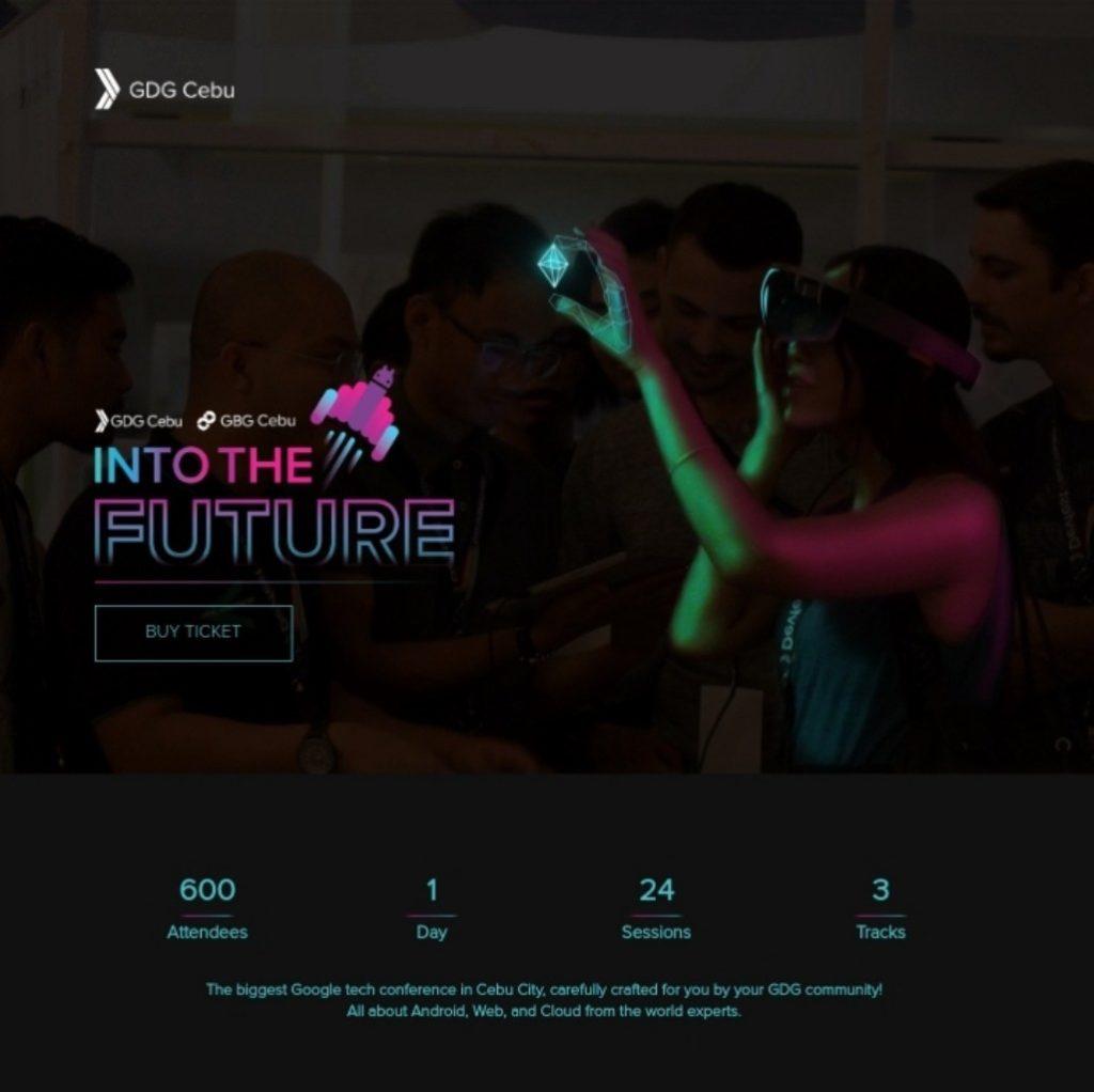 GDG Cebu - Into the Future