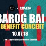 Barog Bai: Benefit Concert alang sa Biktima sa Naga Landslide