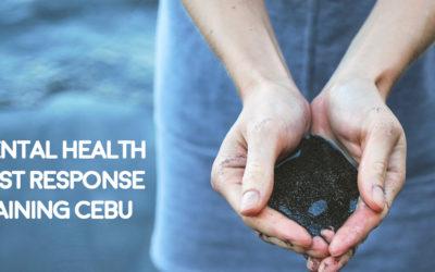 Sa Cebu, Adunay Mental Health Training Karong Abril 27