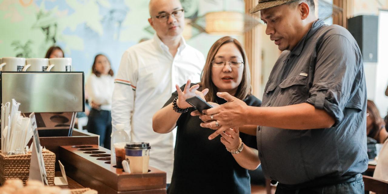 Sayon Na Ang Pag-order sa Bo's Coffee