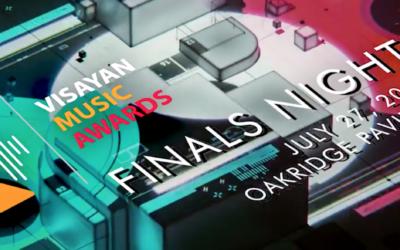 Top 10 Finalists sa Visayan Music Awards 2019
