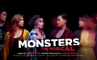 [Review] Ang Problema sa 'Monsters The Musical'
